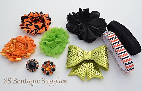 Halloween 3 Headband Kit