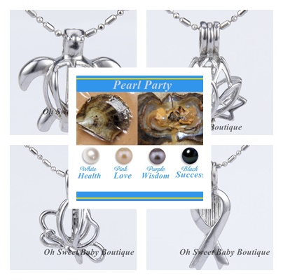 Special Oyster & Pendant