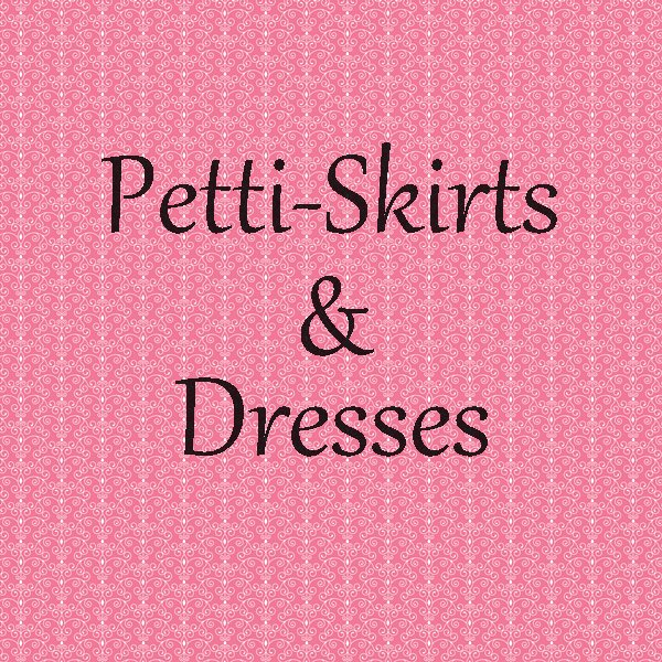 Petti Skirt / Dresses